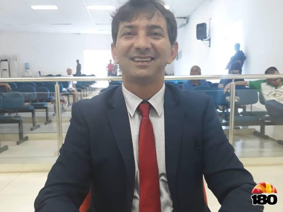 Vereador Carlos Alberto