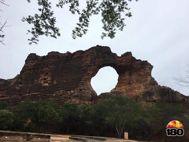 Boqueirão da Pedra Furada