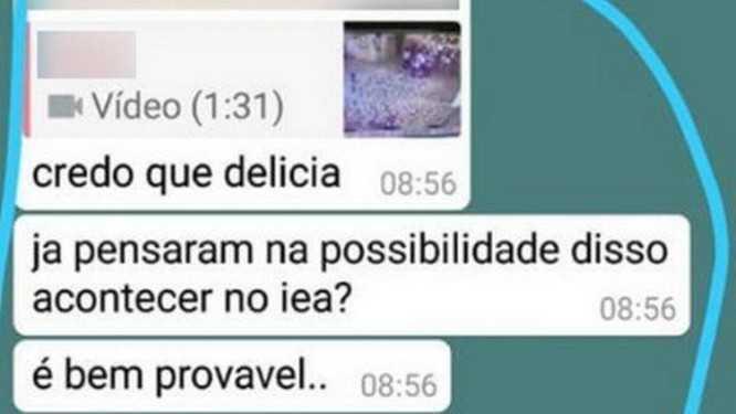 Mensagens em tom de ameaça assustaram alunos de escola em Manaus