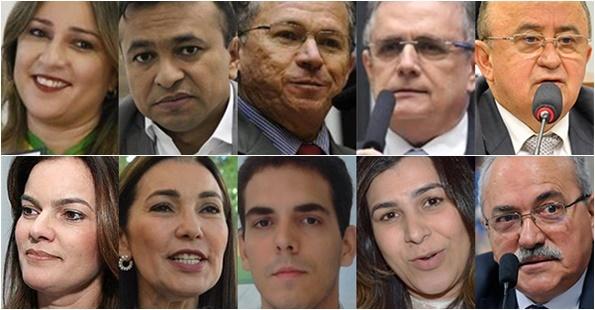 Em menos de dois meses, deputados do Piauí usaram quase R$ 170 mil do cotão da Câmara