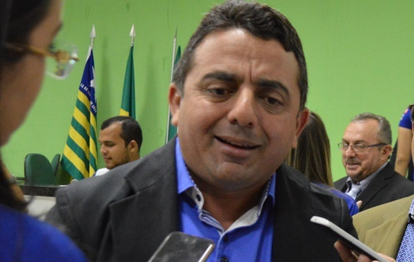 _Ex-prefeito de Campo Maior, Ribinha do PT (Imagem: Divulgação)