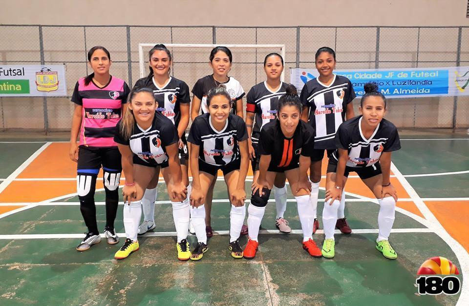 Equipe de São Bernardo - MA.