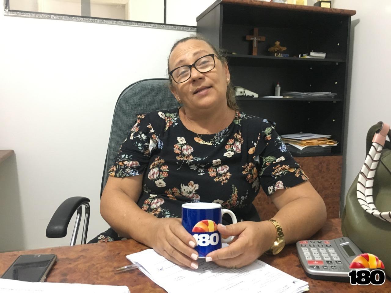 Prefeita Delcides Guedes