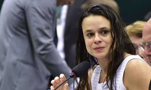 _Janaina Paschoal (Foto: Divulgação)