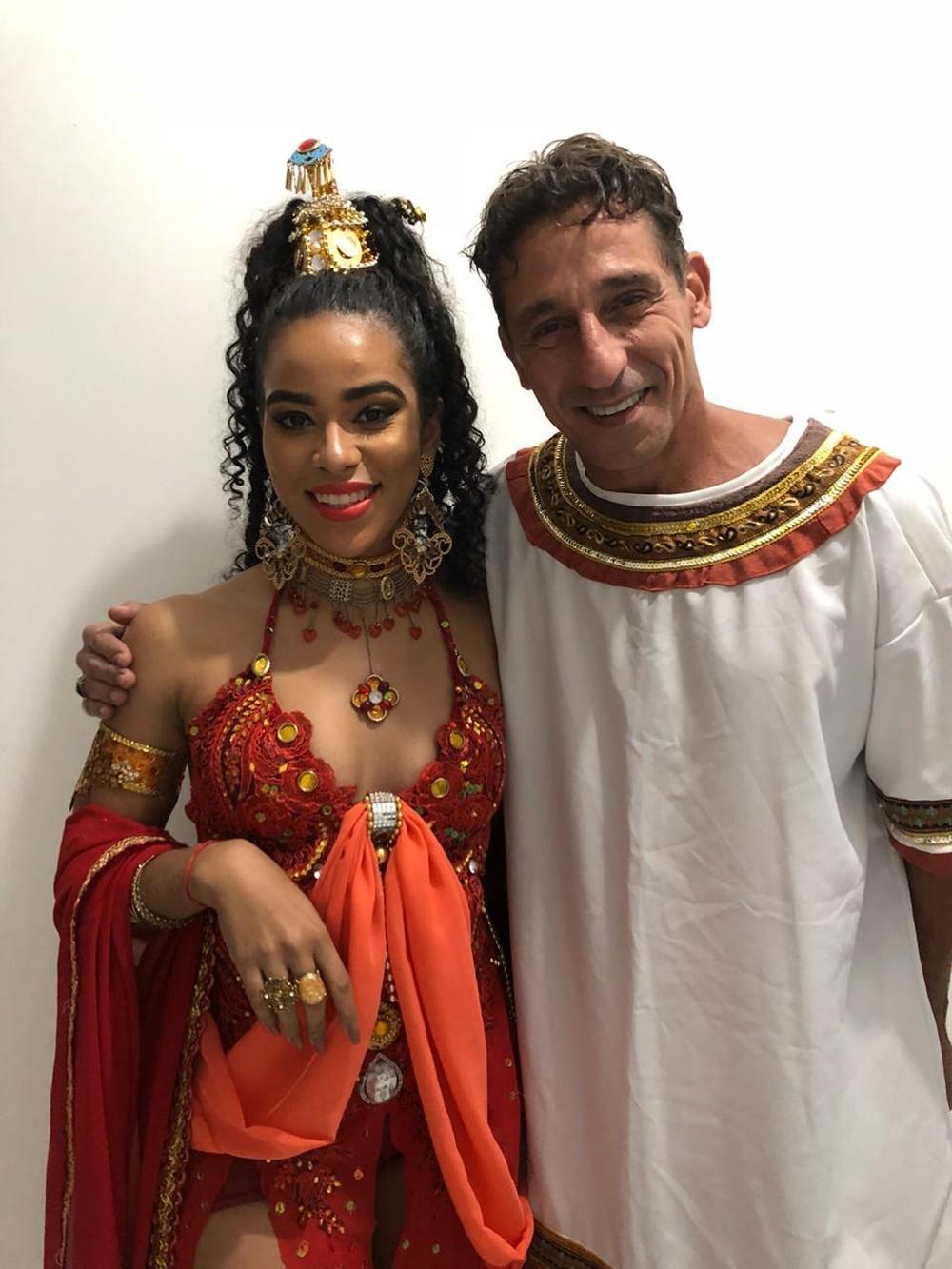 Elana e Tuca Andrada