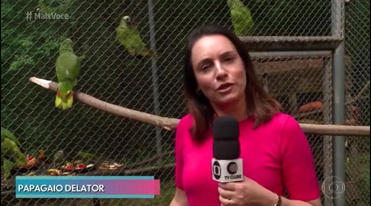 Neyara Pinheiro, da TV Clube
