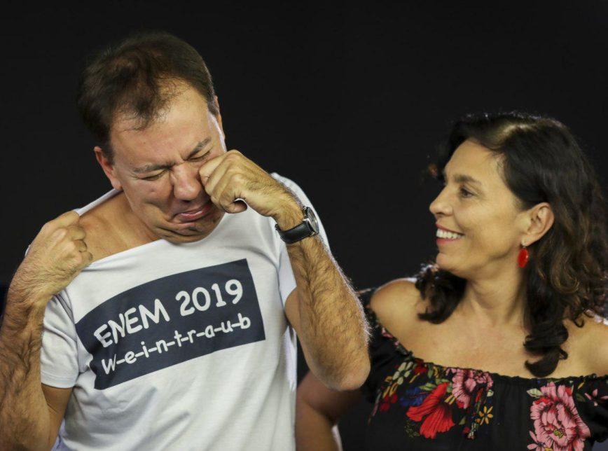 Neste episódio, os jornalistas Mario Rosa e Cynara Menezes falam sobre o ministro da Educação, Abraham Weintraub
