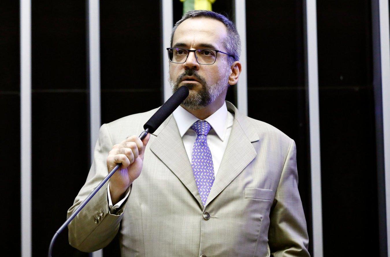 Ministro Abraham Weintraub (Foto: Agência Câmara)