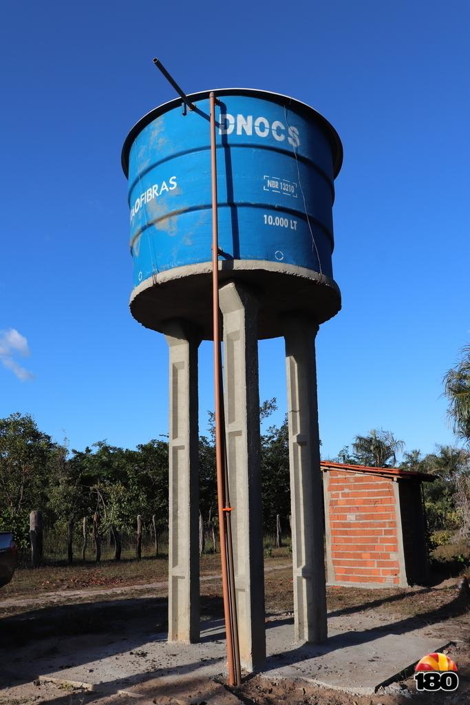 Sistema de Abastecimento de Água na localidade Viturino