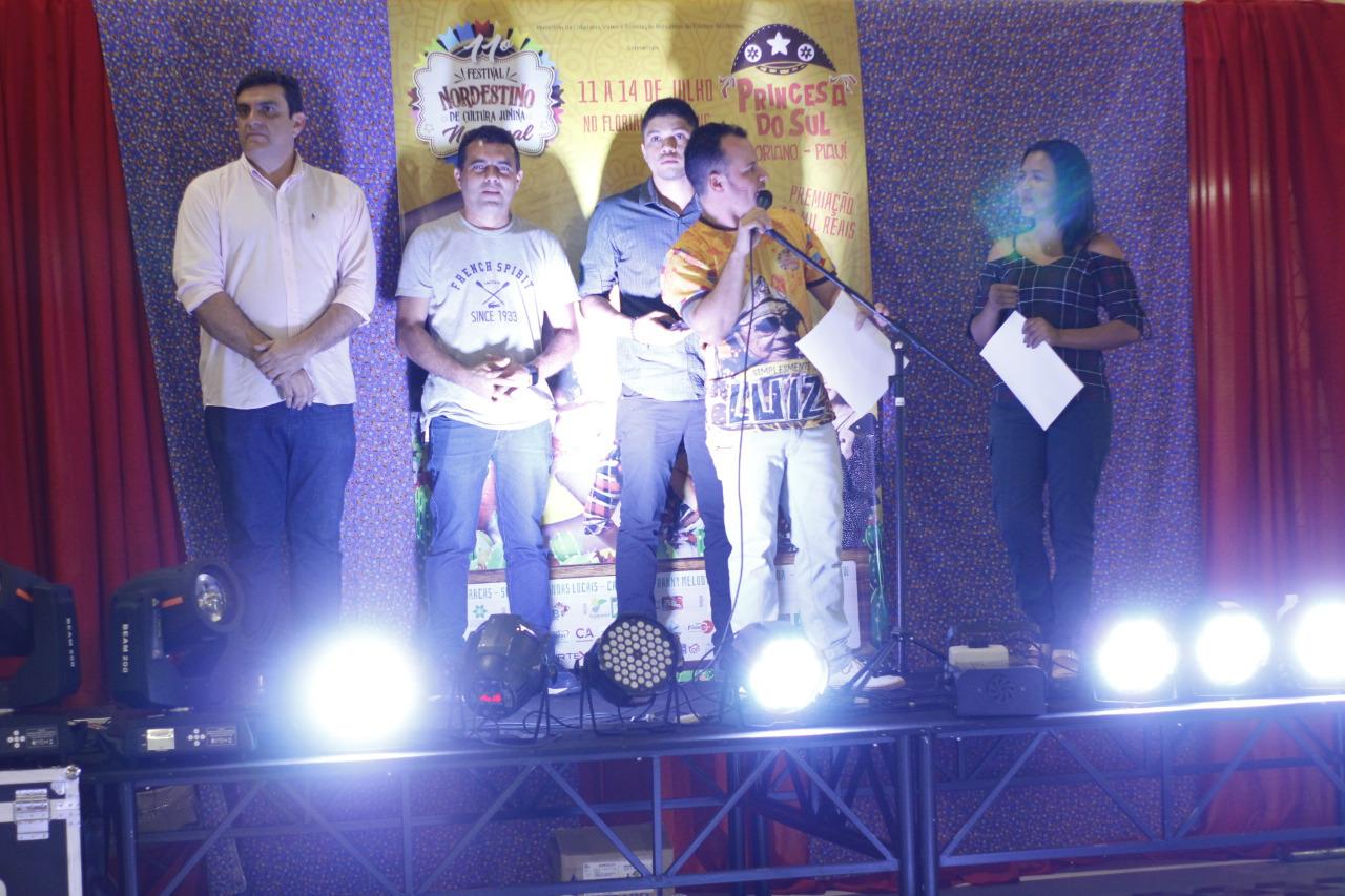 Lançamento do Festival Junino Nacional