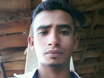 Felipe dos Santos Soares, de 23 anos, vítima