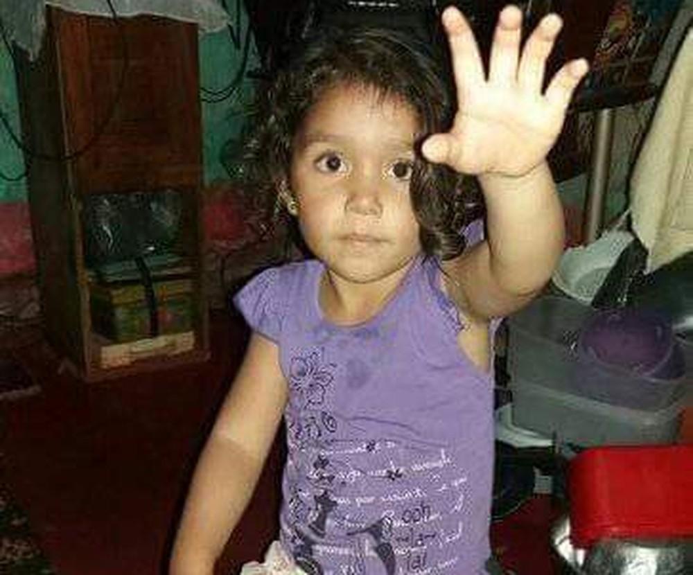 Stefanne Rayane Muniz Santana, de 6 anos