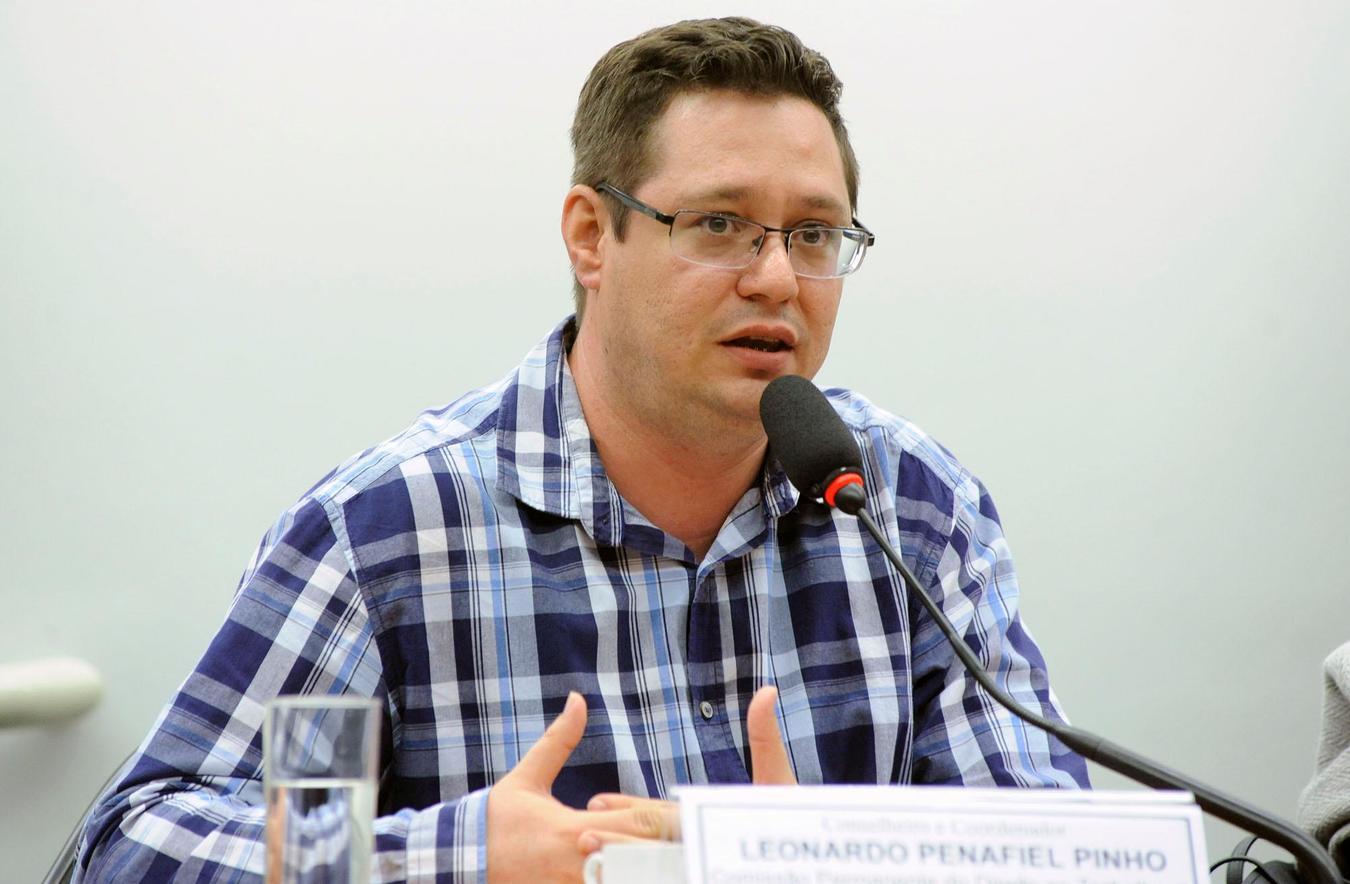 Leonardo Pinafiel Pinho, presidente da Comissão Nacional dos Direitos Humano (Foto: Agência da Câmara dos Deputados)