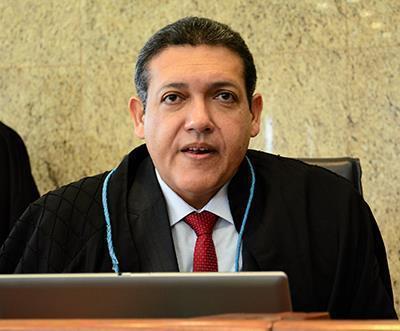 Desembargador Kassio Cunha, presidente em exercício do TRF1