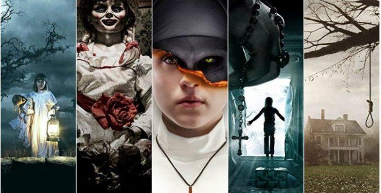A ordem correta para assistir os filmes do universo de Invocação do Mal!