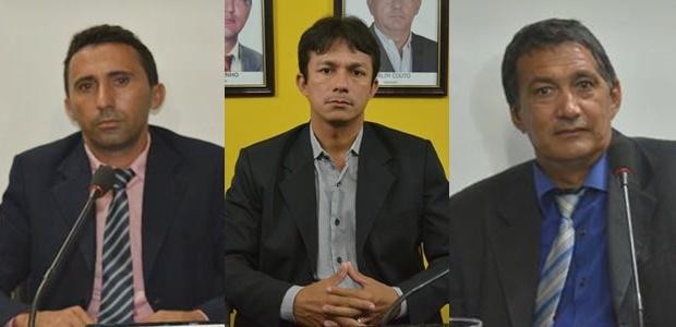 Vereadores que votaram contra o impeachment