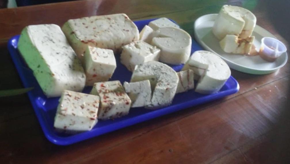 Prefeitura de Luís Correia promove curso de queijo na região Brejinho (Foto: SEMAPA / PMLC)