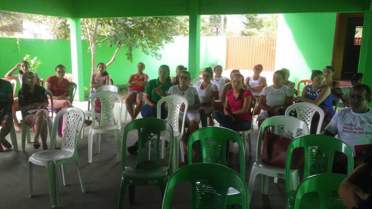Prefeitura de Luís Correia promove curso de queijo na região Brejinho (Foto: SEMAPA /ASSIMP -PMLC)