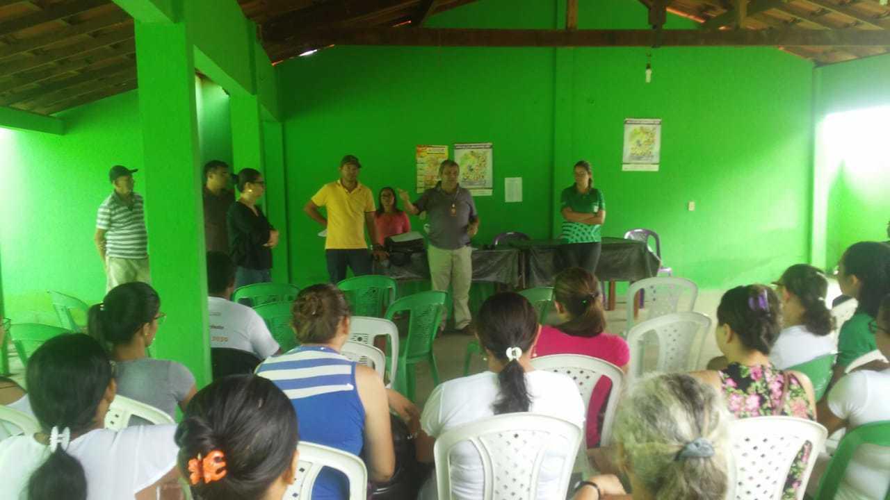 Prefeitura de Luís Correia promove curso de queijo no Brejinho (Foto: SEMAPA / PMLC)