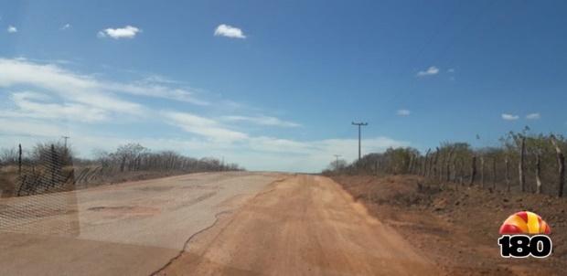 PI-248 - trecho que liga BR-343 a Flores do Piauí