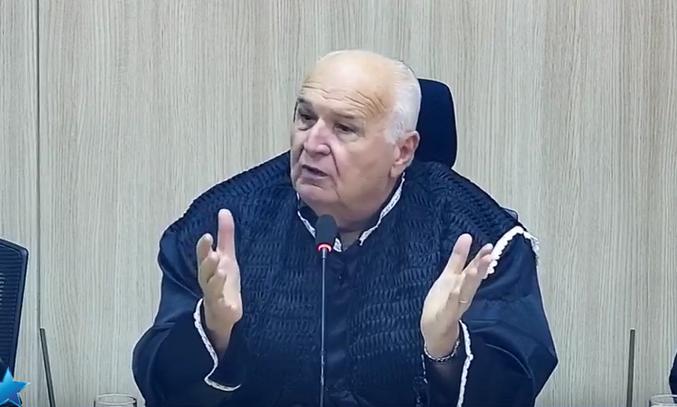 _Conselheiro Luciano Nunes (Imagem: Reprodução)