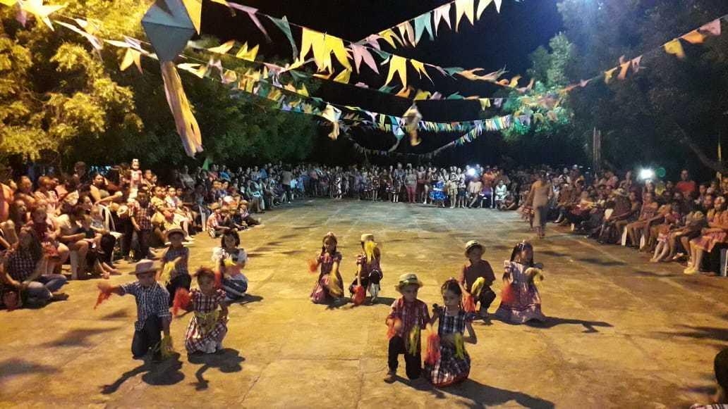 Prefeitura realiza II Festival Junino no Curral Velho, em Luís Correia