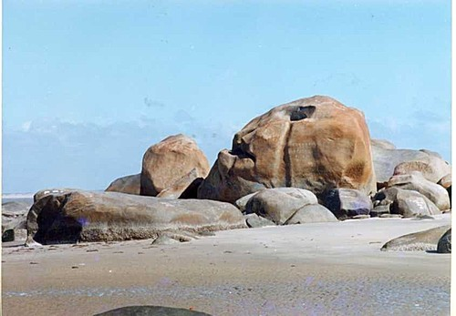 Praia Pedra do Sal, Parnaíba