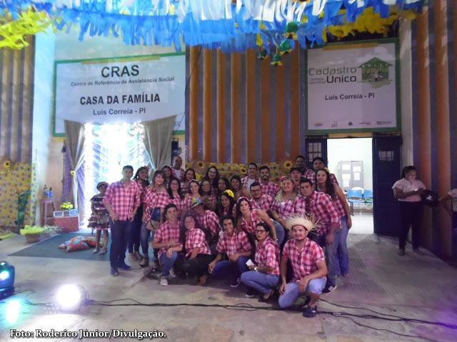 Equipe de profissionais especializados da Secretaria Municipal de Desenvolvimento Social.