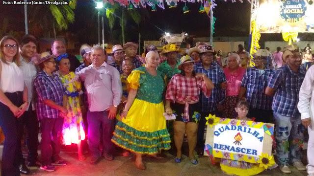O prefeito Kim do Caranguejo (PSB) foi bastante recomendado pelos participantes do evento.