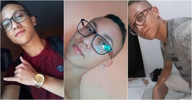 Ítalo Rodrigo do Nascimento, vítima do crime