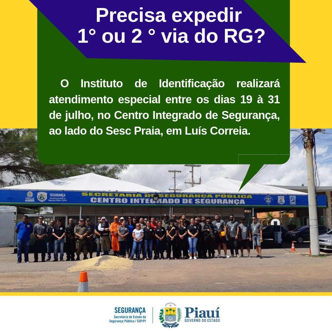 Secretaria de Segurança Pública do Piauí
