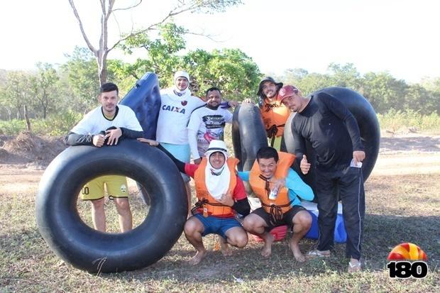 Descida da Boia 2019 em Ribeiro Gonçalves