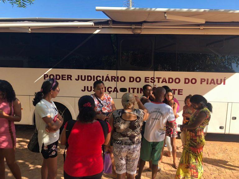 Justica Itinerante Calendario 2019 Campo Grande Ms.Justica Itinerante Esta Na Cidade De Redencao Do Gurgueia