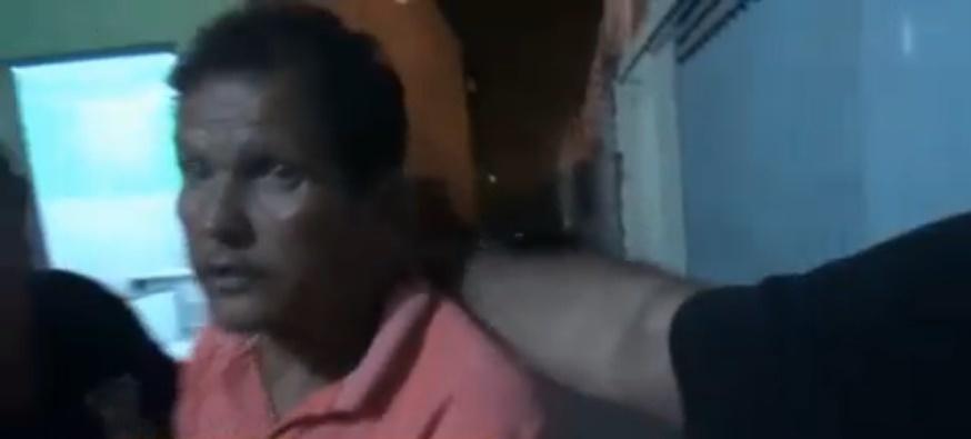 Homem que foi preso