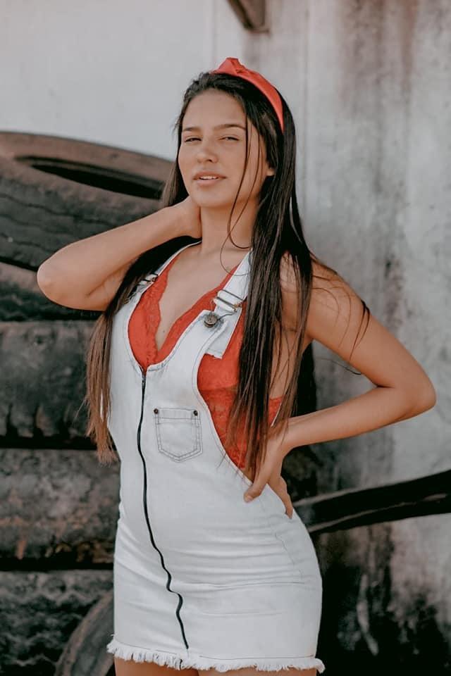 Walliane Vieira, 17 anos.