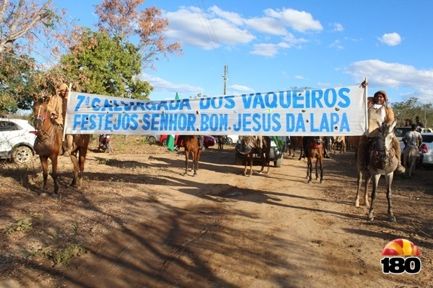 Cavalgada dos Vaqueiros