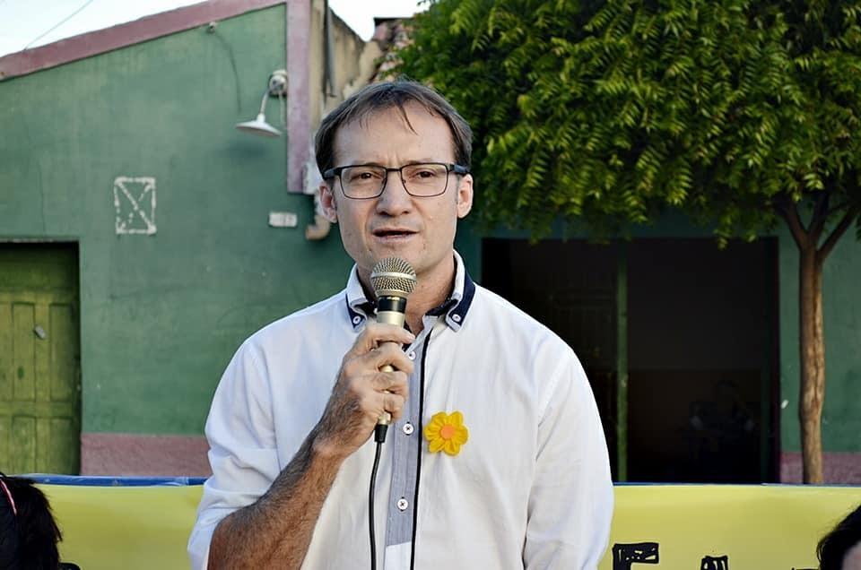 O prefeito Francisco Epifânio de Carvalho Reis, conhecido como Chico Carvalho