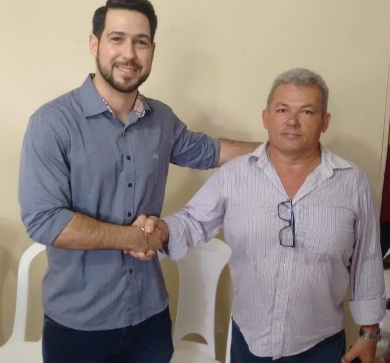 Dr. Felipe Sampaio assume secretaria de Saúde de Luís Correia.