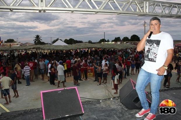 Show com Flávio Maranhão