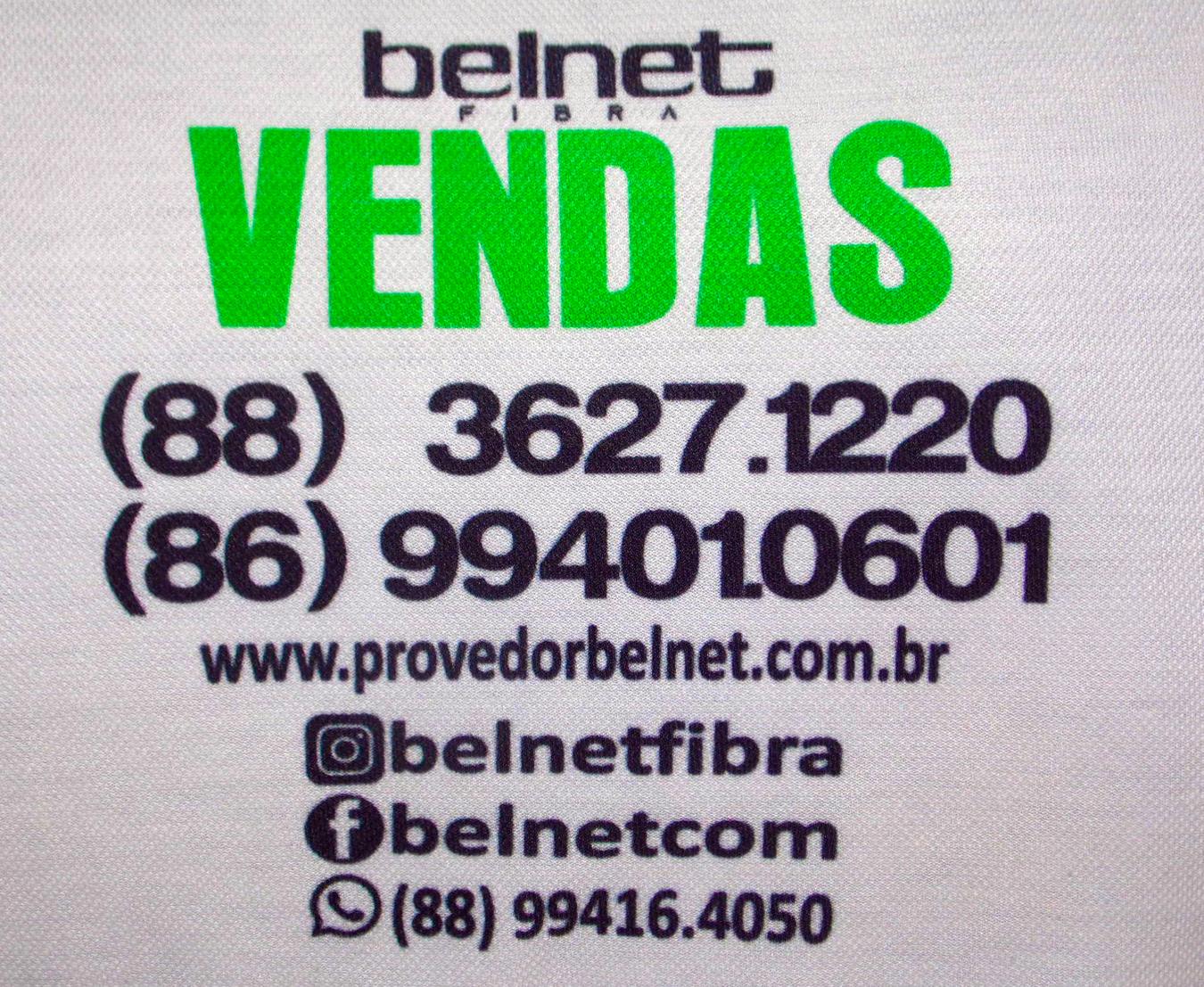 Belnet Fibra estreia serviços de internet fibra ótica em Luís Correia