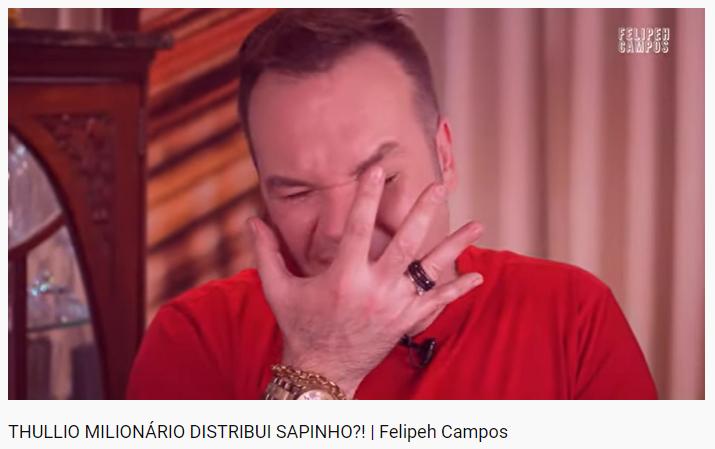 Jornalista Felipeh Campos