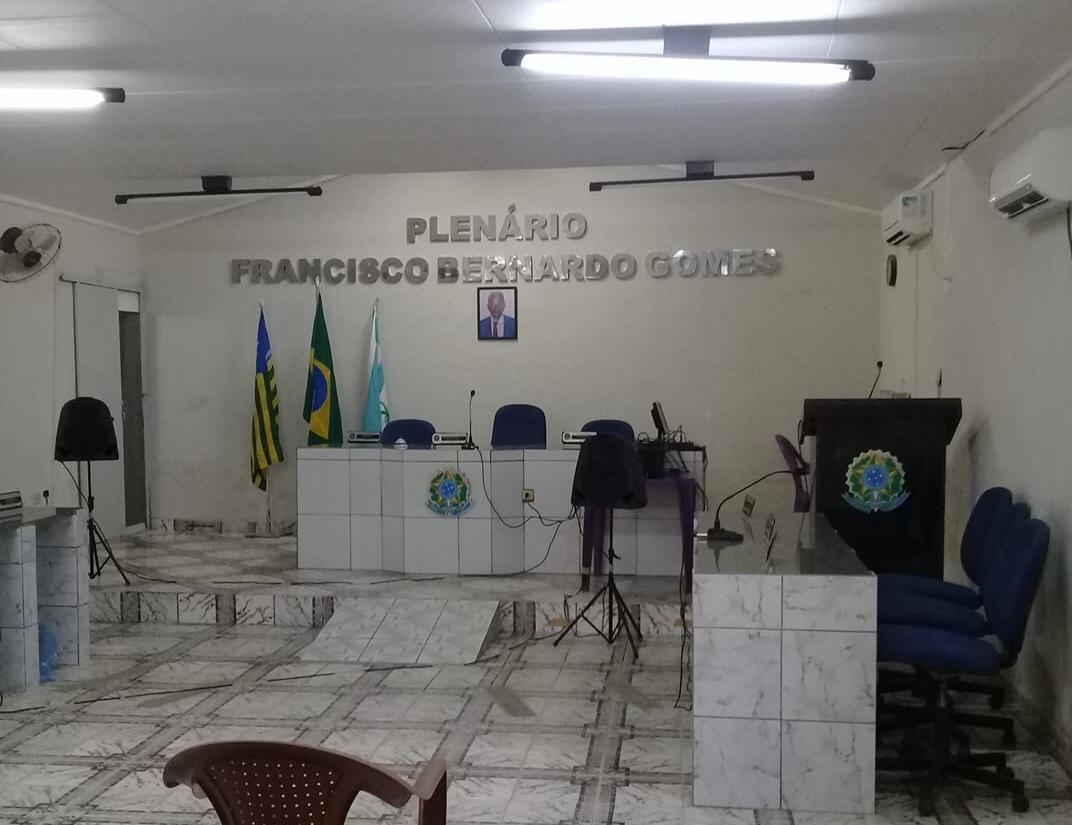 Câmara de Vereadores de Boqueirão do Piauí