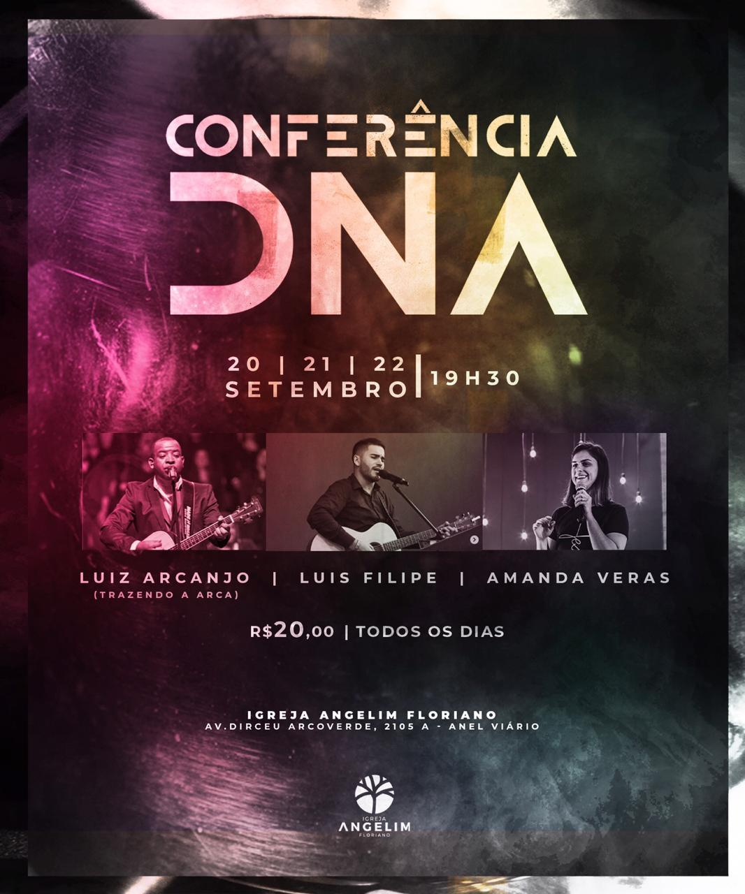 Conferência DNA