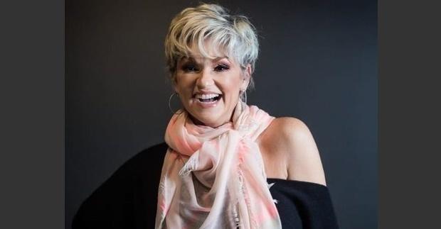 A atriz e empresária Andréa Nóbrega, de 52 anos