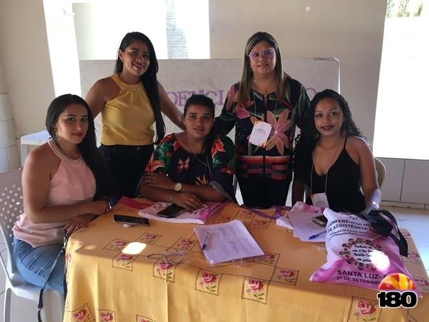 IX Conferência Municipal de Assistência Social em Santa Luz