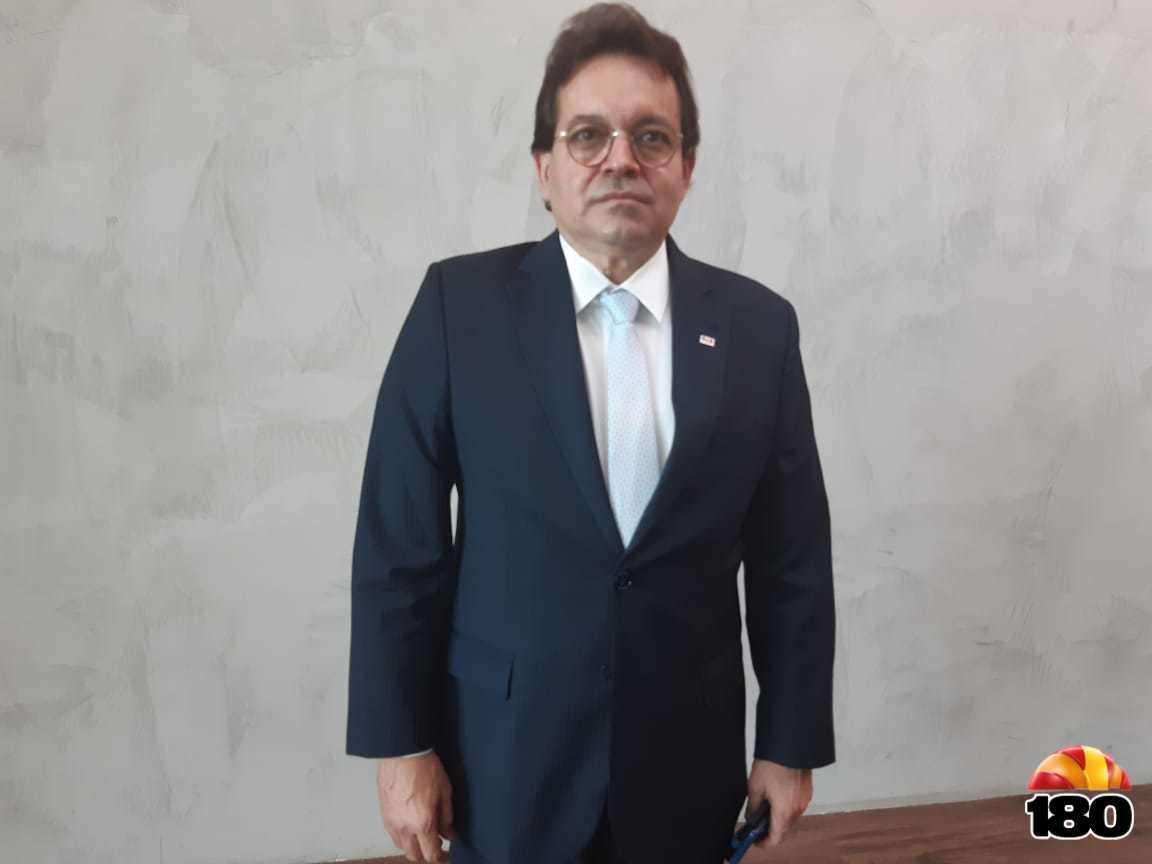 Presidente do CESA-Piauí, Álvaro Mota
