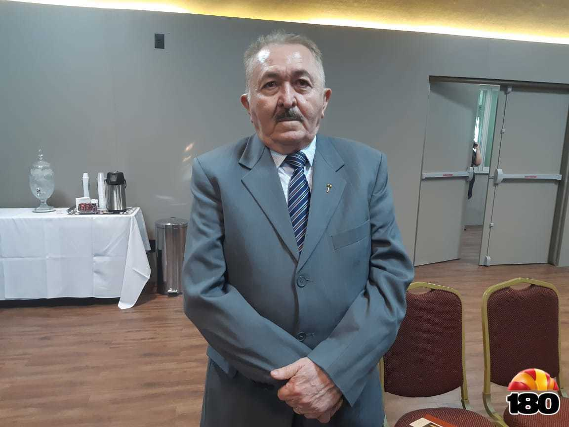 Desembargador do TJ-PI, Edvaldo Moura
