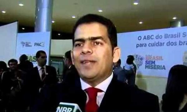 Ex-prefeito Zacarias Dias dos Santos
