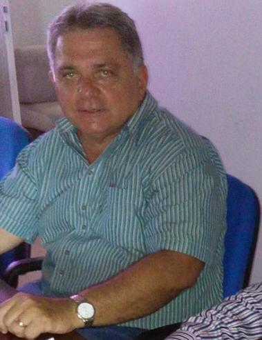 Dr Gregório da Paz, aposentado na Cepisa, onde trabalhou por décadas