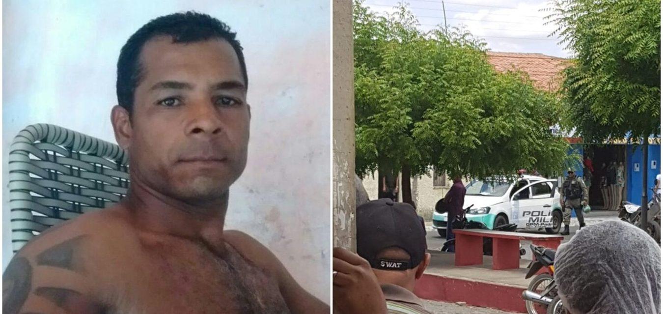 Suspeito de matar mulher é detido